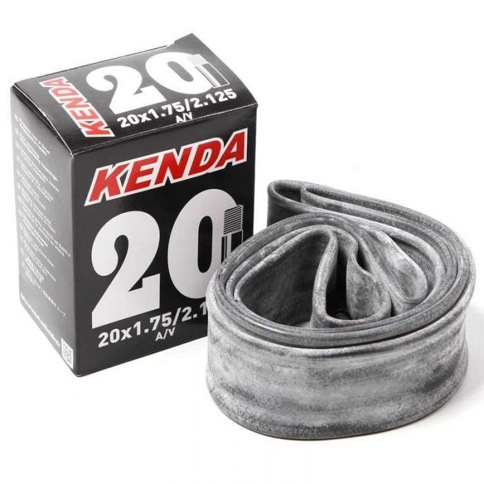 Camera bicicleta Kenda 20x1.5/1.75, AV [0]