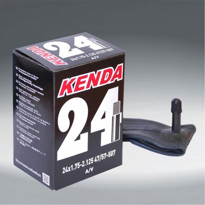 Camera bicicleta Kenda 24x1.9/2.125, AV [0]