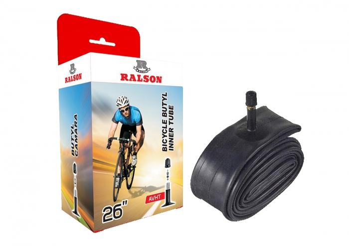 Camera bicicleta Ralson 26x1.75/2.125 AV [0]