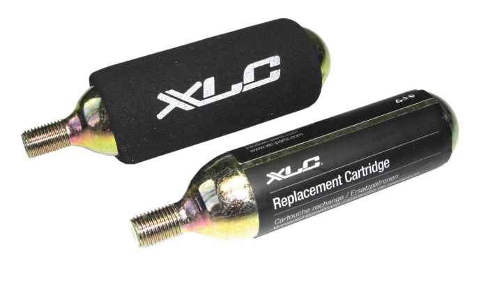 Cartuse CO2 XLC PU-M03, 2x25 grame [0]
