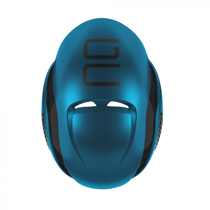 Casca ABUS Game Changer Steel Blue [1]