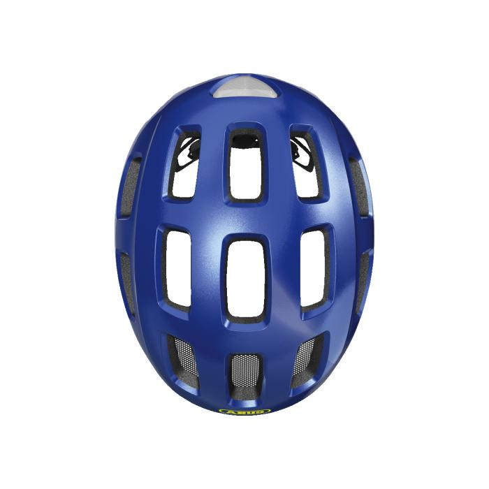 Casca copii ABUS Youn-I 2.0 sparkling blue S (48-54 cm) [3]