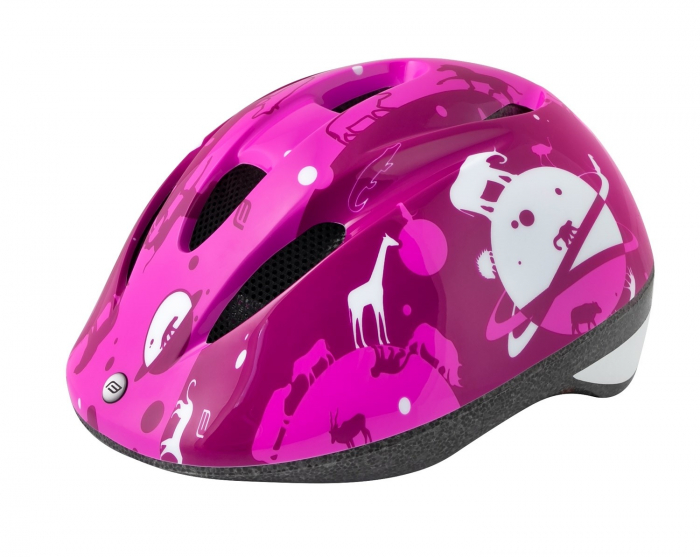 Casca copii Force Fun Planets pink/white M [0]