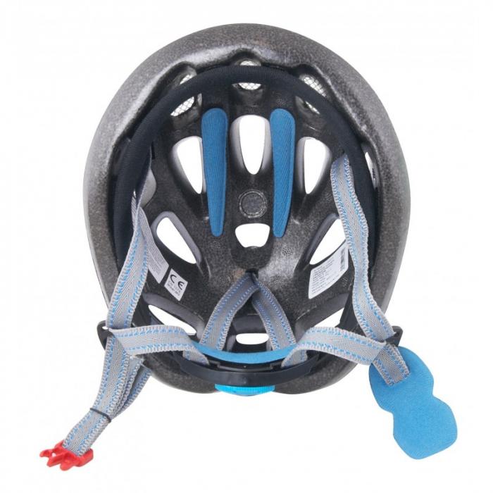 Casca Force Lark pentru copii fluo/albastru M [3]