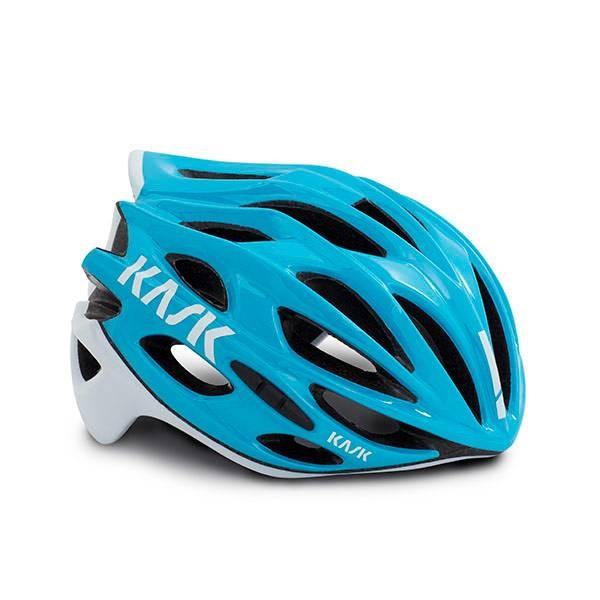 Casca protectie KASK Mojito X albastru deschis/alb L [0]