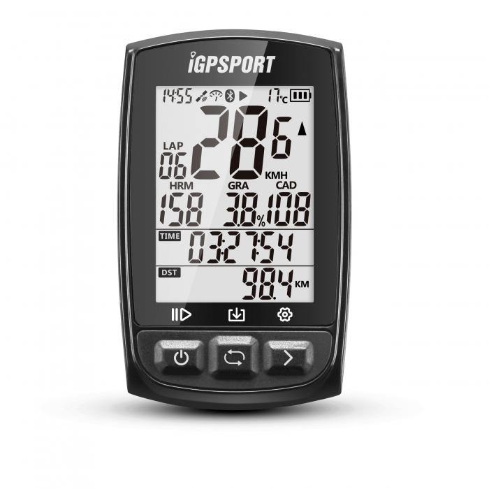 Ciclocomputer GPS iGPSPORT iGS50E [0]
