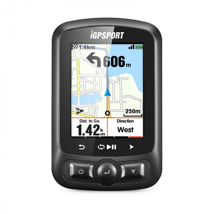 Ciclocomputer GPS iGPSPORT iGS620 [0]