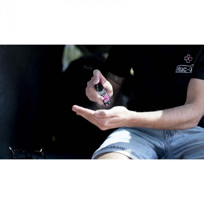 Dezinfectant pentru maini Muc-Off Antibacterial Sanitising Hand Spray 50ml [1]
