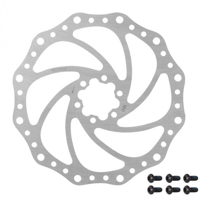 Disc frana Force 180mm 6 suruburi [0]