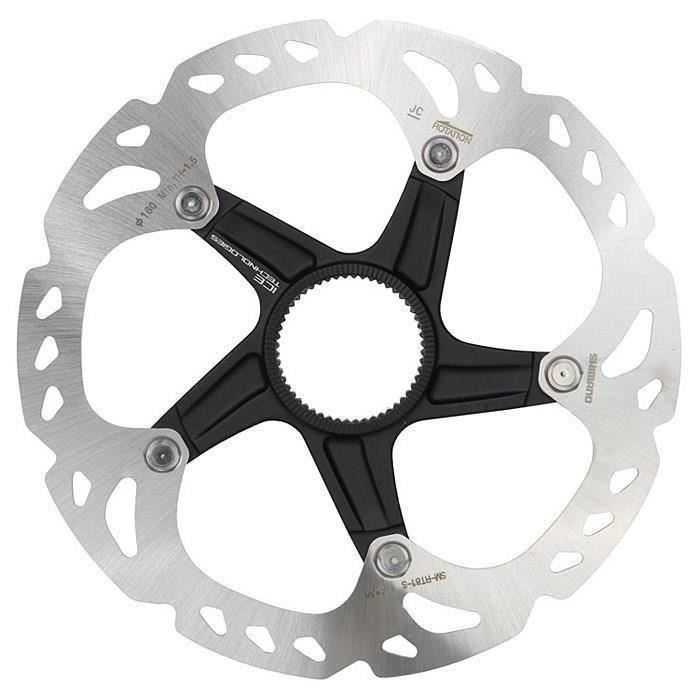 Disc frana Shimano Deore XT SM-RT81, center lock, 160mm, neambalat [0]