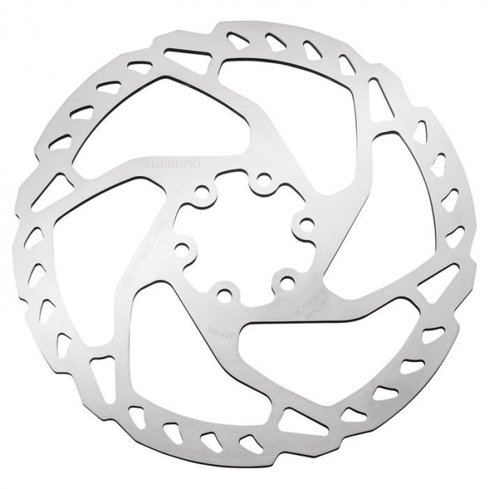 Disc frana Shimano SLX SM-RT66, 6 suruburi, 180mm, neambalat [0]