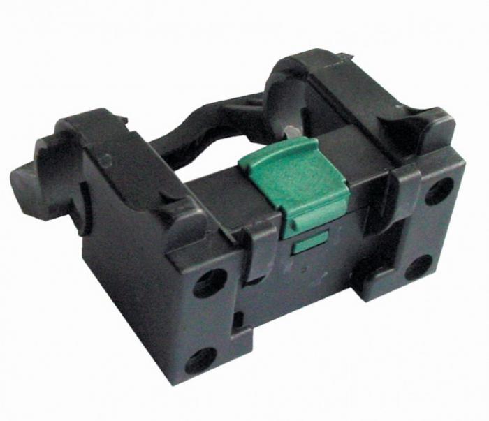 Dispozitiv prindere rapida ghidon pentru geanta XLC Globetrotter waterproof [0]