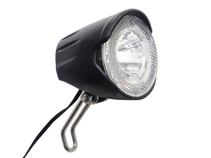 Lumina fata Union UN-4258 AM 20Lux pentru dinam cu senzor si condensator [0]