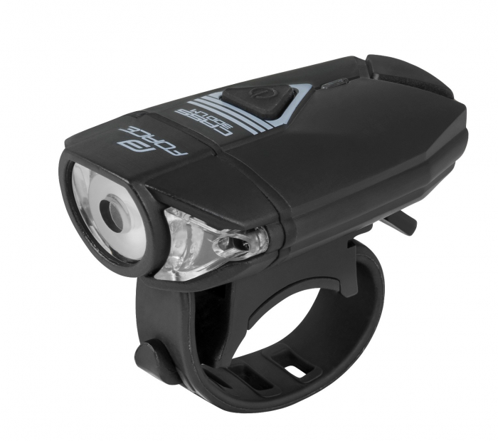Lumina fata Force Cass USB 45172, 300 Lumeni, Negru [0]