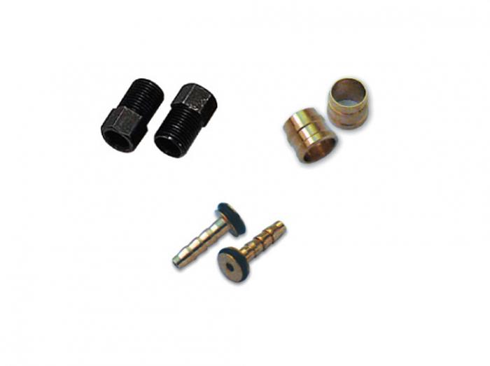 Fittinguri pentru frane hidraulice XLC BR-X65 Insertie/Oliva/Surub compatibile Tektro [0]