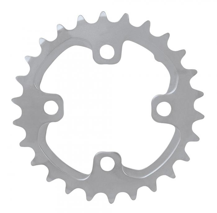 Foaie angrenaj pedalier Shimano FC-M785 26 dinti argintie [0]