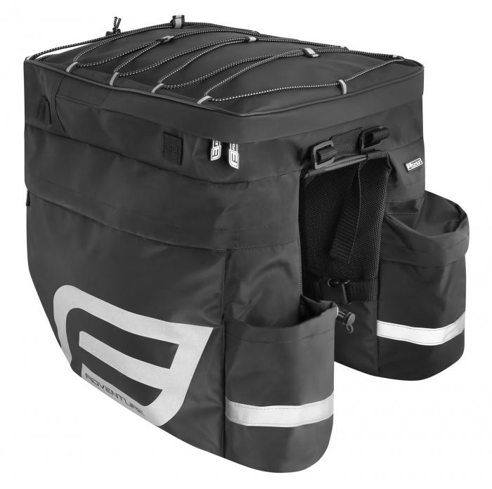Geanta portbagaj spate Force Adventure 32l negru [0]