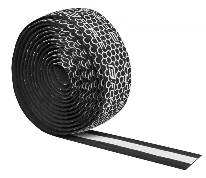 Ghidolina Force EVA Honeycomb negru/alb [0]