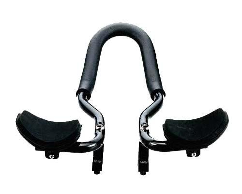 Ghidon triatlon Union TB-01 aluminiu negru [0]