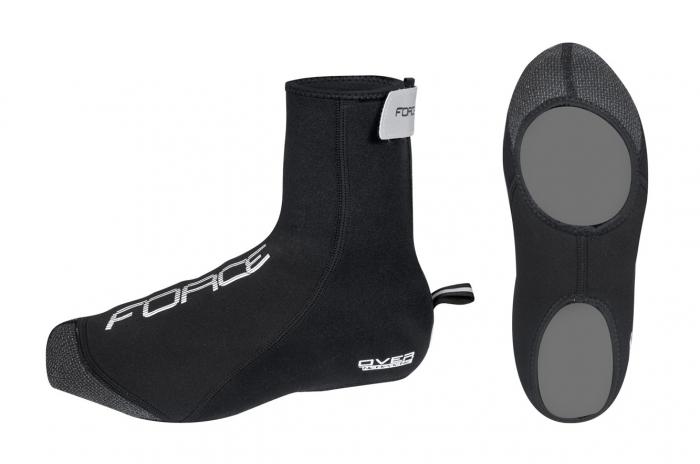 Huse pantofi Force Neoprene Over negre XXL [0]