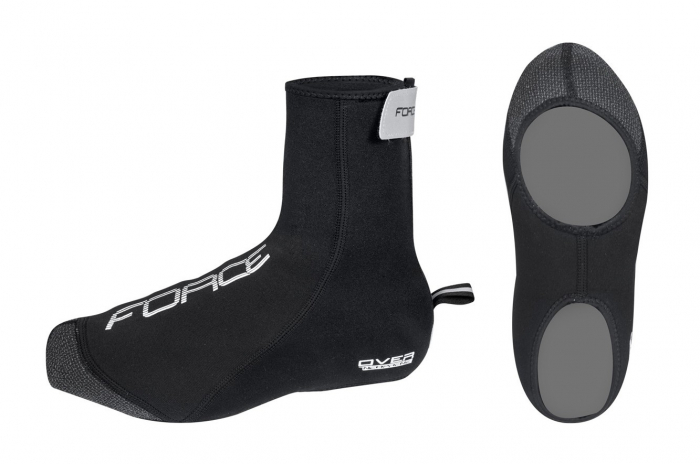 Huse pantofi Force Neoprene Over negre XXL [1]