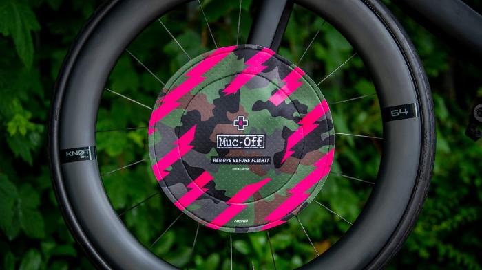 Huse Pentru Disc Muc-Off Disc Brake Cover Camo [2]