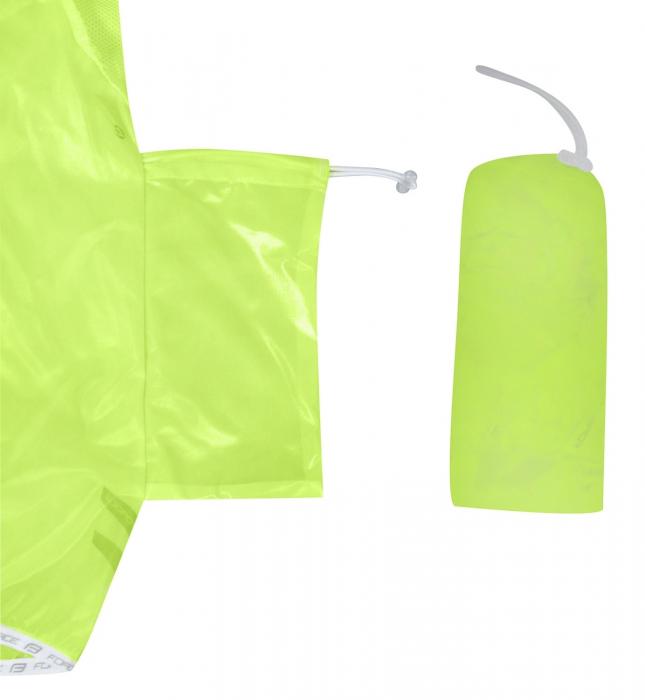 Jacheta Force Lightweight verde fluo SLIM L [3]