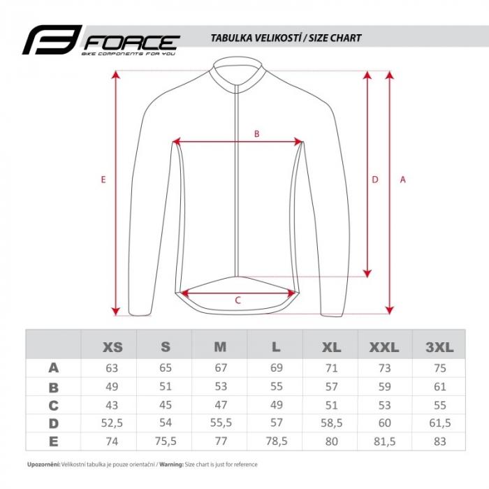 Jacheta Force X100 Pentru Iarna Negru-Fluo XL [4]