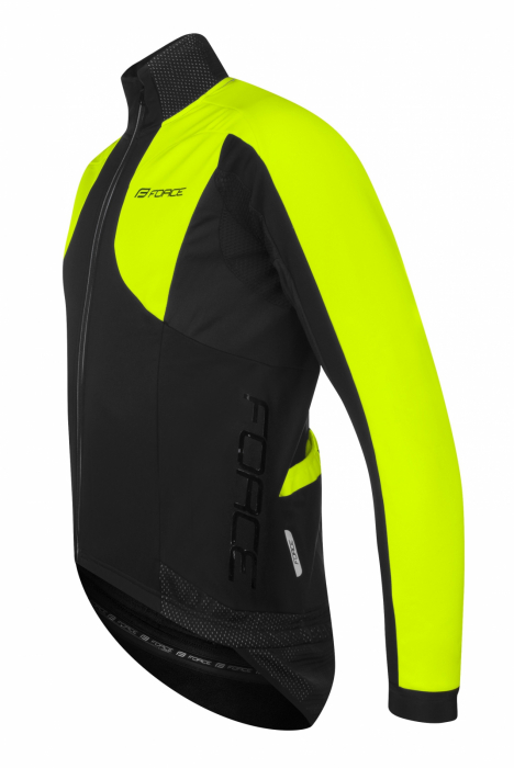 Jacheta Force X100 pentru iarna negru-fluo XXL [1]