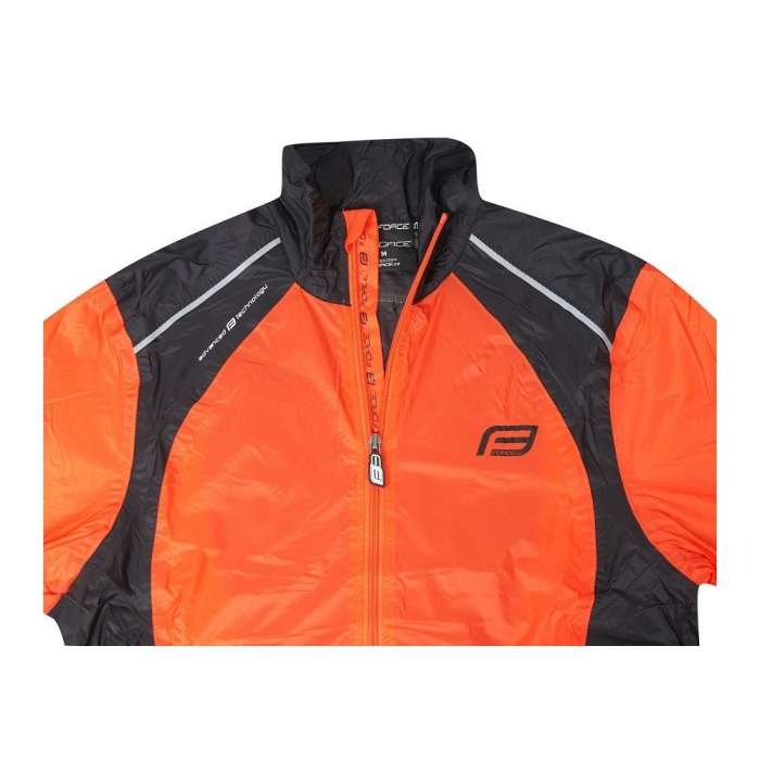 Jacheta Force X53 portocaliu/negru XL [1]