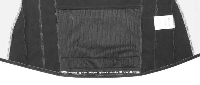 Jacheta Force X72 Men softshell negru-alb L [9]
