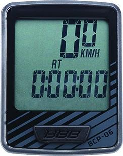 Ciclocomputer BBB BCP-06 10F DashBoard Negru/Gri [0]