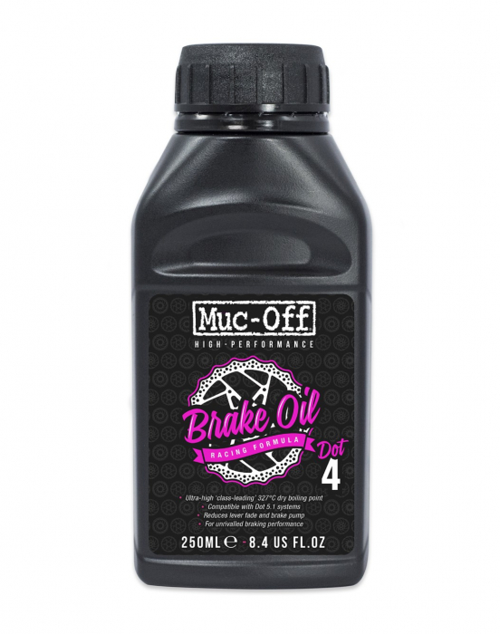 Lichid frana Dot 4 Muc-Off 250 ml [0]
