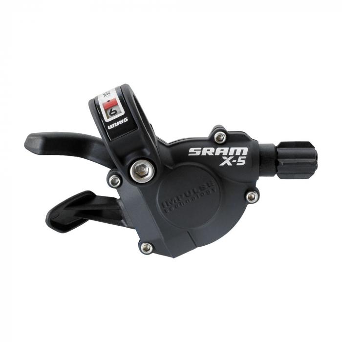 Manete schimbator SRAM X5 Trigger 3x9 viteze [0]