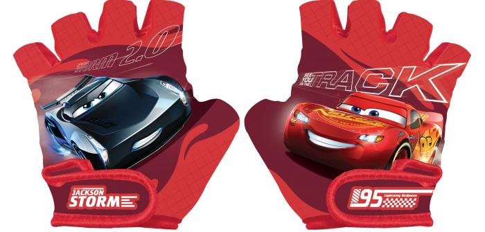 Manusi copii Seven Cars 3, rosu, S [0]