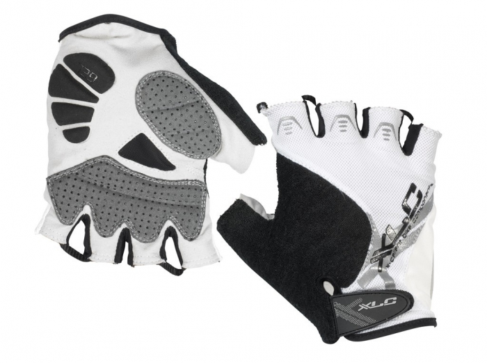 Manusi XLC Bike Gloves CG-S07, Alb/Negru, XS [0]