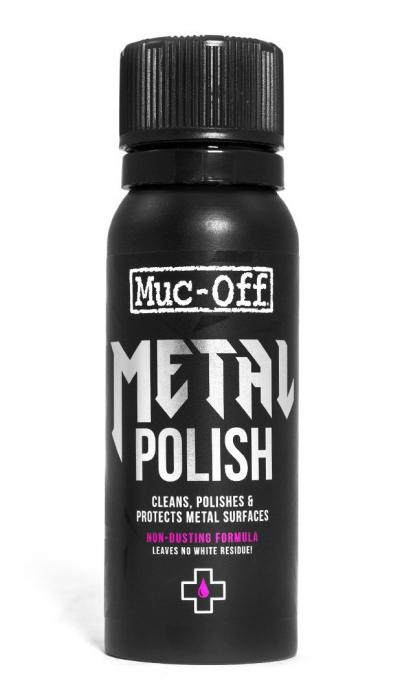 Muc-Off solutie lustruit Metal Polish 100ml [0]