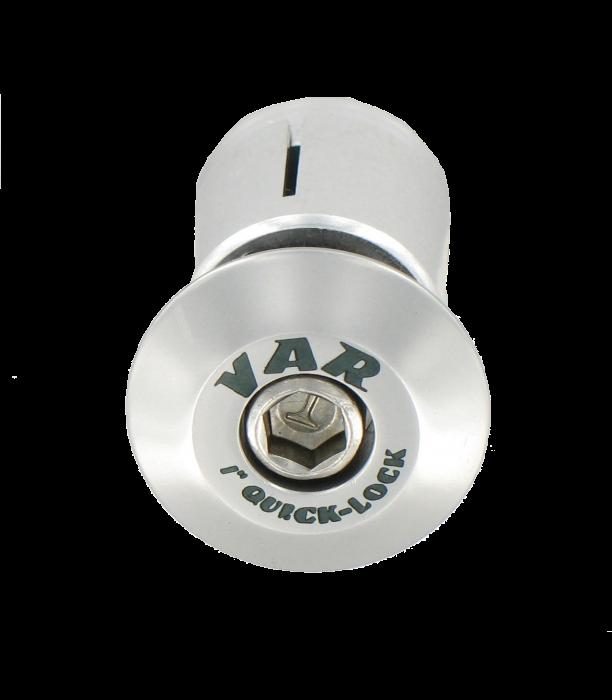 Nuca headset expandabila Var Tools DR-95700-A, argintie [0]