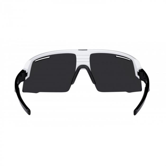 Ochelari Force Ignite, alb/negru, lentila neagra [3]