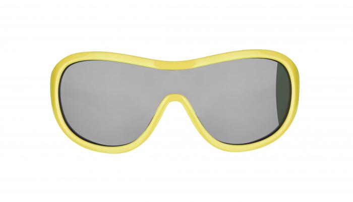 Ochelari Force Pokey lentile negre galben fluo [2]