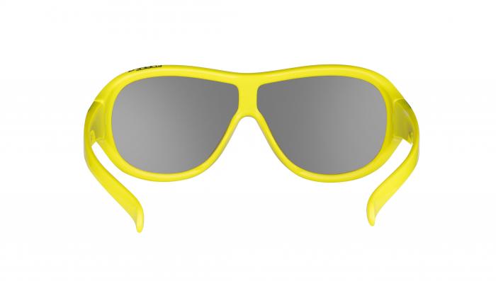 Ochelari Force Pokey lentile negre galben fluo [3]
