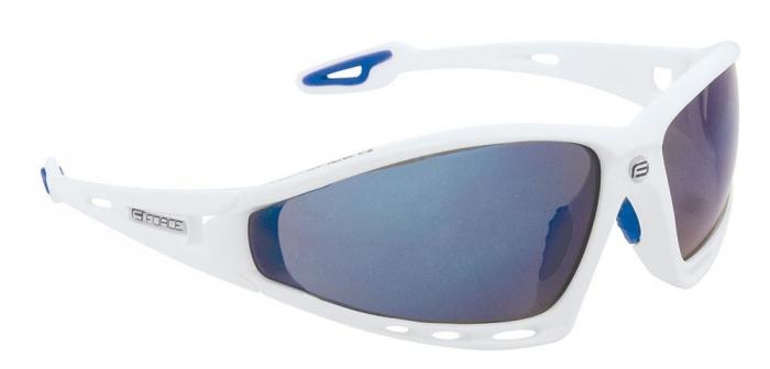 Ochelari sport Force Pro albi [0]