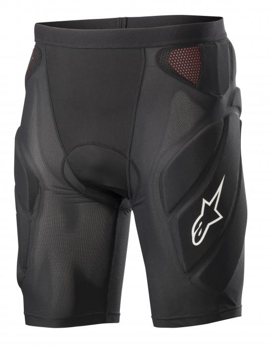 Pantaloni cu Protectie Alpinestars Vector Tech Negri L [0]
