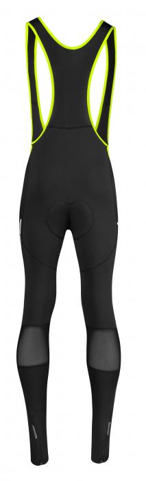 Pantaloni Force F58 cu bretele si bazon Negru-Gri XS [8]