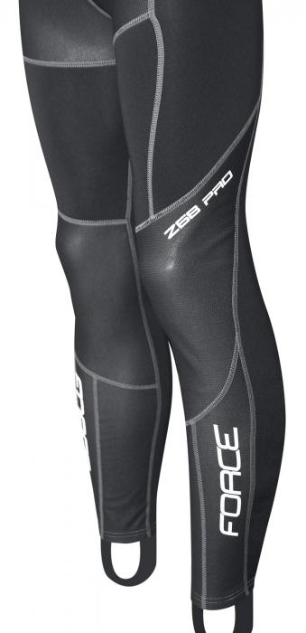Pantaloni Force Windster Z68 PRO fara bazon negri XXL [1]
