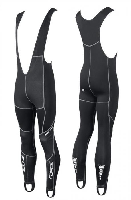 Pantaloni Force Windster Z68 PRO fara bazon negri XXL [0]