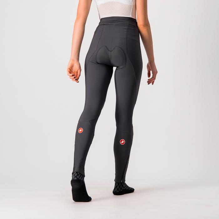 Pantaloni lungi Castelli Velocissima, de dama, Antracit, L [2]
