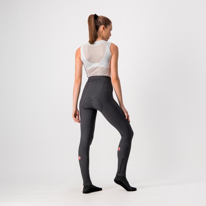 Pantaloni lungi Castelli Velocissima, de dama, Antracit, L [1]