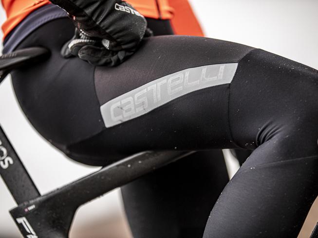 Pantaloni lungi cu bretele Castelli Sorpasso RoS, Negru XL [4]