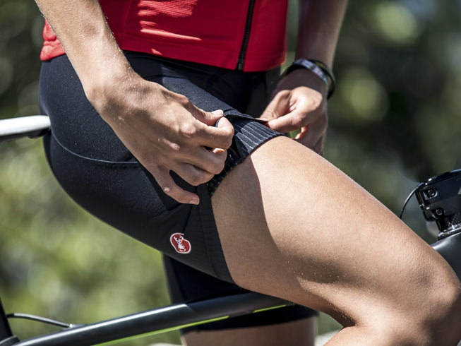 Pantaloni scurti Castelli Premio 2W, de dama [3]